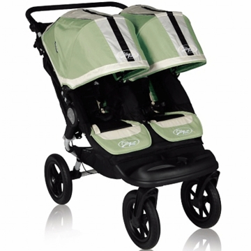 Baby Jogger City Elite Double - Green Sport