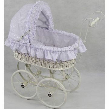 Regal Doll Carriages Elizabeth Doll Carriage