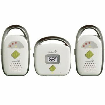 Safety 1st Glow & Go Duo Monitoring System