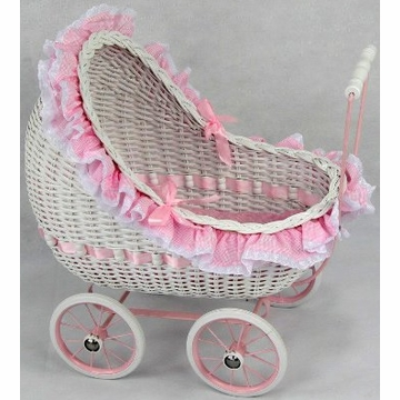 Regal Doll Carriages Isabella Doll Carriage (Small)