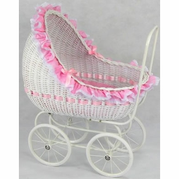 Regal Doll Carriages Isabella Doll Carriage (Large)