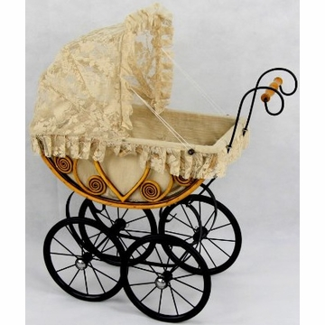 Regal Doll Carriages Eleanor Doll Carriage