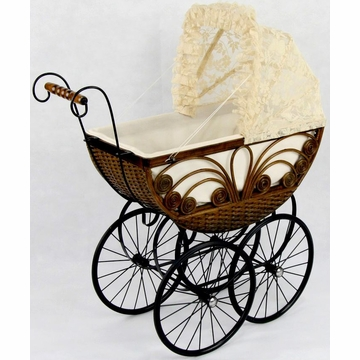Regal Doll Carriages Caroline Doll Carriage