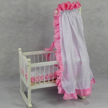 Regal Doll Carriages Samantha Doll Bed