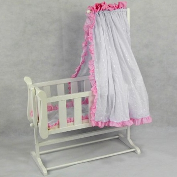 Regal Doll Carriages Stephanie Doll Bed