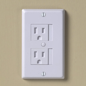 KidCo Universal White Outlet Cover