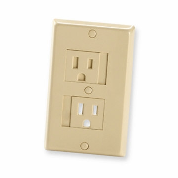 Kidco Universal Outlet Cover in Beige