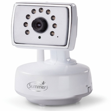 Summer Infant Extra Camera for Best View Monitor - White