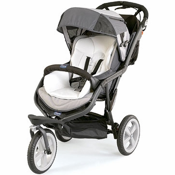 Chicco S3 All-Terrain Stroller - Romantic
