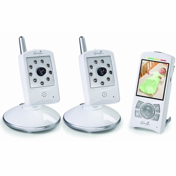 Summer Infant Sleek & Secure MultiView Video Monitor