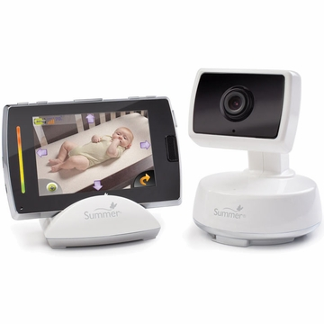 Summer Infant Babytouch Boost Color Video Monitor
