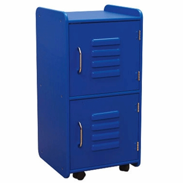 KidKraft Medium Locker in Blue