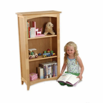 KidKraft Avalon Tall Bookshelf in Natural