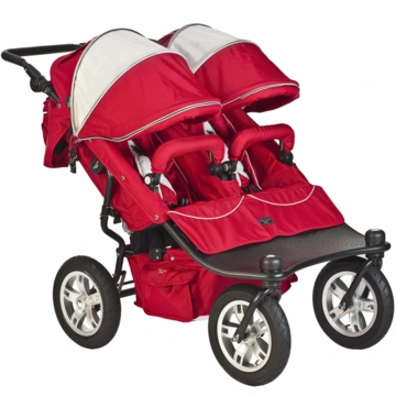 Valco Baby Twin Trimode EX Candy Apple