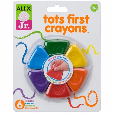 Alex Tots First Crayons