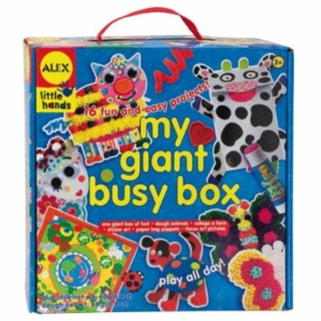 Alex My Giant Busy Box