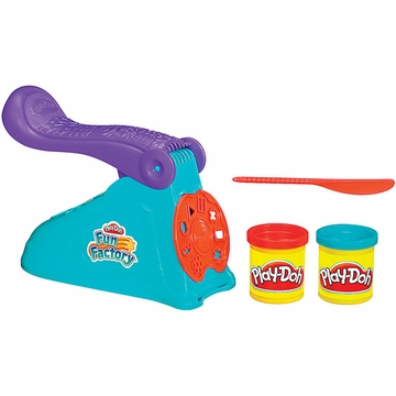 Play-Doh Fun Factory Spin 'n Store