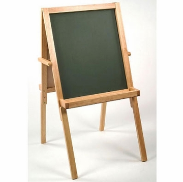 Lipper International Two sided Easel & ChalkBoard - 596