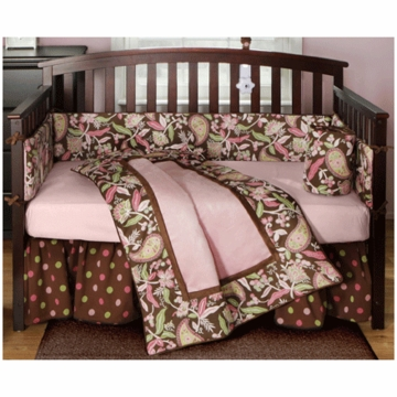 Bananafish Beatrice 3 Piece Crib Bedding Set