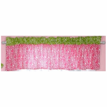 Bananafish Allegra Window Valance