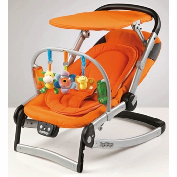 Peg Perego Sdraietta Melodia Musical Chair in Papaia