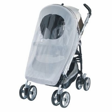 Peg Perego Mosquito Netting for Pliko P3,Switch,Si,GT3 Grey