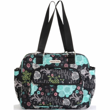 Timi & Leslie Dual Bag Diaper Bag in Aiko
