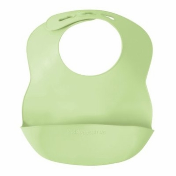 Summer Infant Bibbity Rinse & Roll Bib in Green
