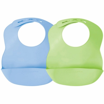 Summer Infant Bibbity in Blue and Green (2-pack) - 76210