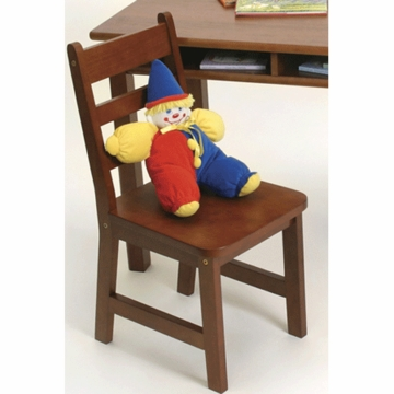 Lipper International Child's Chairs Set of 2- Cherry