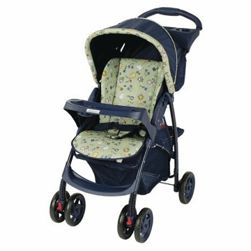 Graco LiteRider Stroller in Super Safari