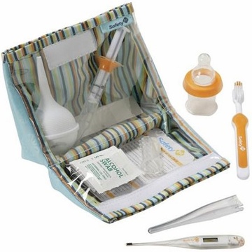 Safety 1st Complete 20pc Healthcare Kit - Blue