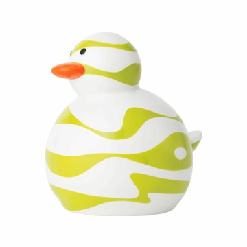 Boon ODD DUCK Not Your Average Rubber Ducky - Green
