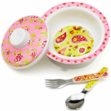 Sugar Booger Tea Party Feeding Collection Set