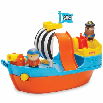 Manhattan Toy Ahoy Matey! Bath Time Ship