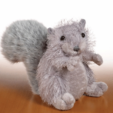 Webkinz Grey Squirrel