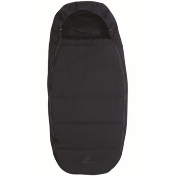 Quinny Buzz Footmuff In Black