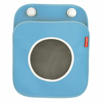 Skip Hop Tubby Bath Toy Organizer in Sky Blue