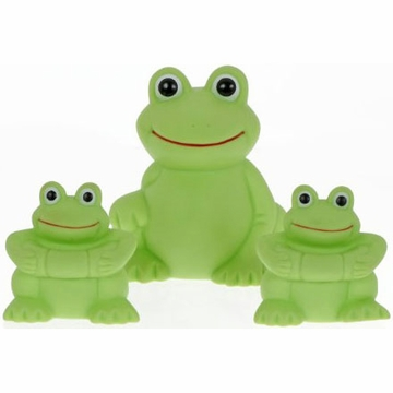 Vital Baby Play 'n' Splash Family in Frogs