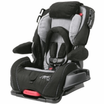 Safety 1st Alpha Omega Elite Convertible Car Seat Titanium