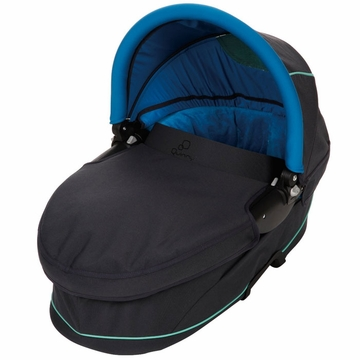 Quinny Dreami Bassinet - Blue Scratch