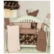 Cotton Tale Designs N. Selby Cupcake 4 Piece Crib Bedding Set