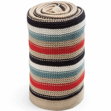 Stokke XPLORY Blanket V3 in Red Multi