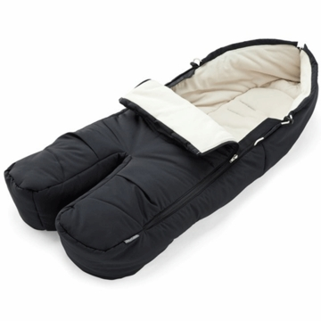 Stokke Footmuff in Dark Navy