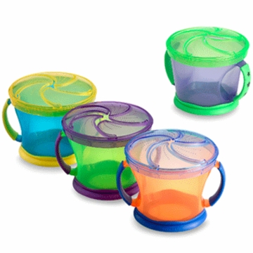 Munchkin Snack Catcher- 2 Pack - ASSORTMENT