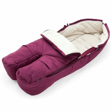 Stokke Footmuff in Purple