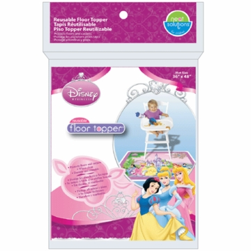 Neat Solutions Princess Reusable Floor Topper