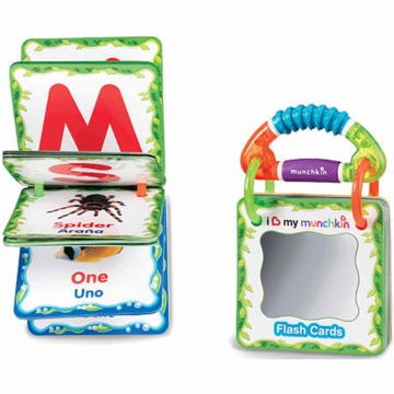 Munchkin Traveling Flash Cards 75602