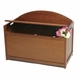 Lipper International Child's Toy Chest 598C Cherry