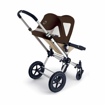 Bugaboo Cameleon Breezy CANVAS Canopy in Dark Brown